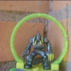 Figuras de acción: FIGURA MAX STEEL TURBO BATTLERS TOXZON. Lote 49447641