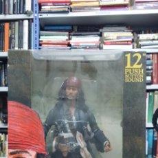 PIRATAS DEL CARIBE : CAPITAN JACK SPARROW - NECA - FIGURA 12 '' - NUEVO