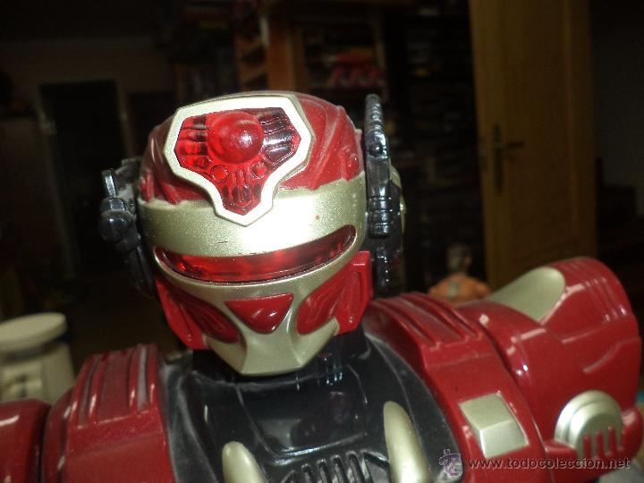 Figuras de acción: Robot mecánico / androide de ataque-Dispara y Camina- 40 cm de altura - Foto 4 - 50094062