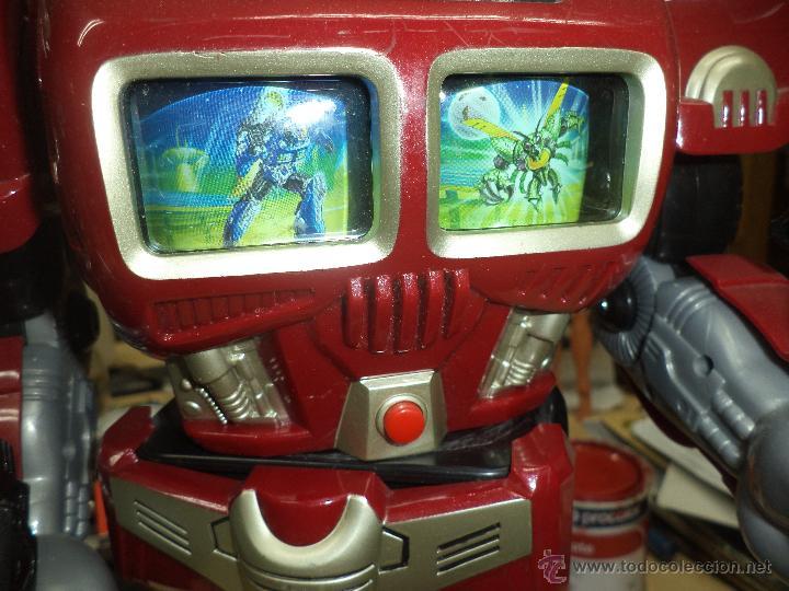 Figuras de acción: Robot mecánico / androide de ataque-Dispara y Camina- 40 cm de altura - Foto 5 - 50094062