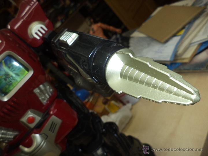 Figuras de acción: Robot mecánico / androide de ataque-Dispara y Camina- 40 cm de altura - Foto 6 - 50094062