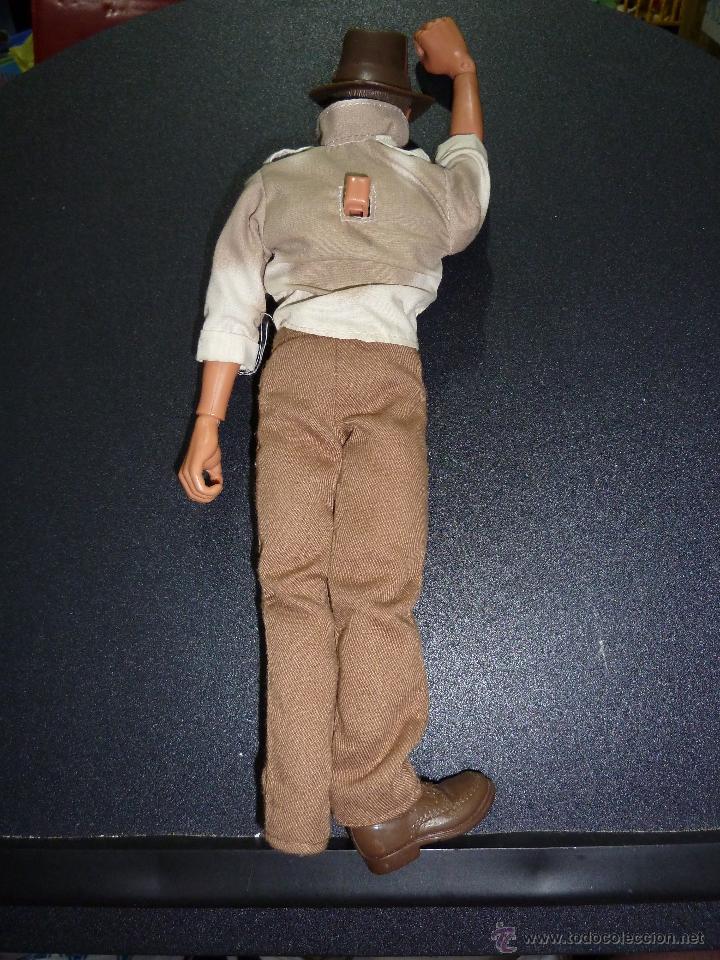 Figuras de acción: FIGURA INDIANA JONES HASBRO 2007 LUCASFILM 30 CENTIMETROS - Foto 4 - 50696380