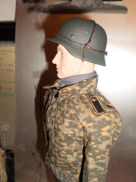 Figuras de acción: DRAGON UNIFORME SOLDADO SS ESCALA 1/6 - Foto 4 - 51430923