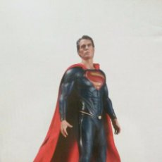 Figuras de acción: STATUE SUPERMAN SCALE ICON 1/6 - MAN OF STEEL - DC COMICS. Lote 51655060