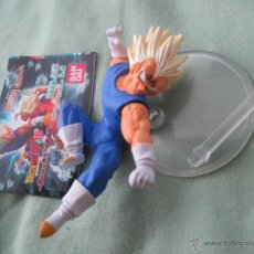 Figuras de acción: DRAGON BALL Z GASHAPON 16 MAJIN VEGETA BANDAI 2007. Lote 51929523