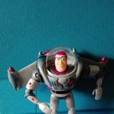 Figuras de acción: FIGURA ARTICULADA BUZZ LIGHT YEAR GANCHO ARPON TOY STORY DISNEY PIXAR. Lote 52613651