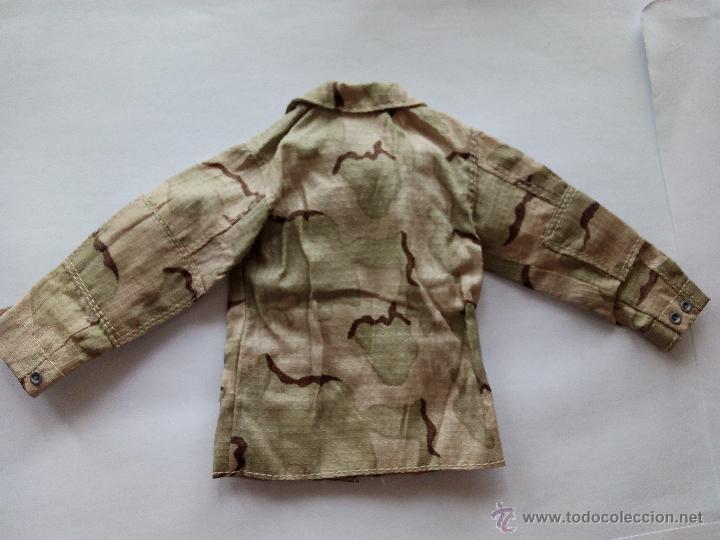 Figuras de acción: Uniforme de camuflaje desierto 1:6 - Foto 2 - 52632296