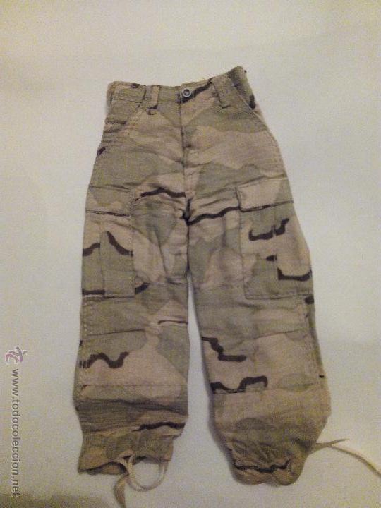 Figuras de acción: Uniforme de camuflaje desierto 1:6 - Foto 5 - 52632296