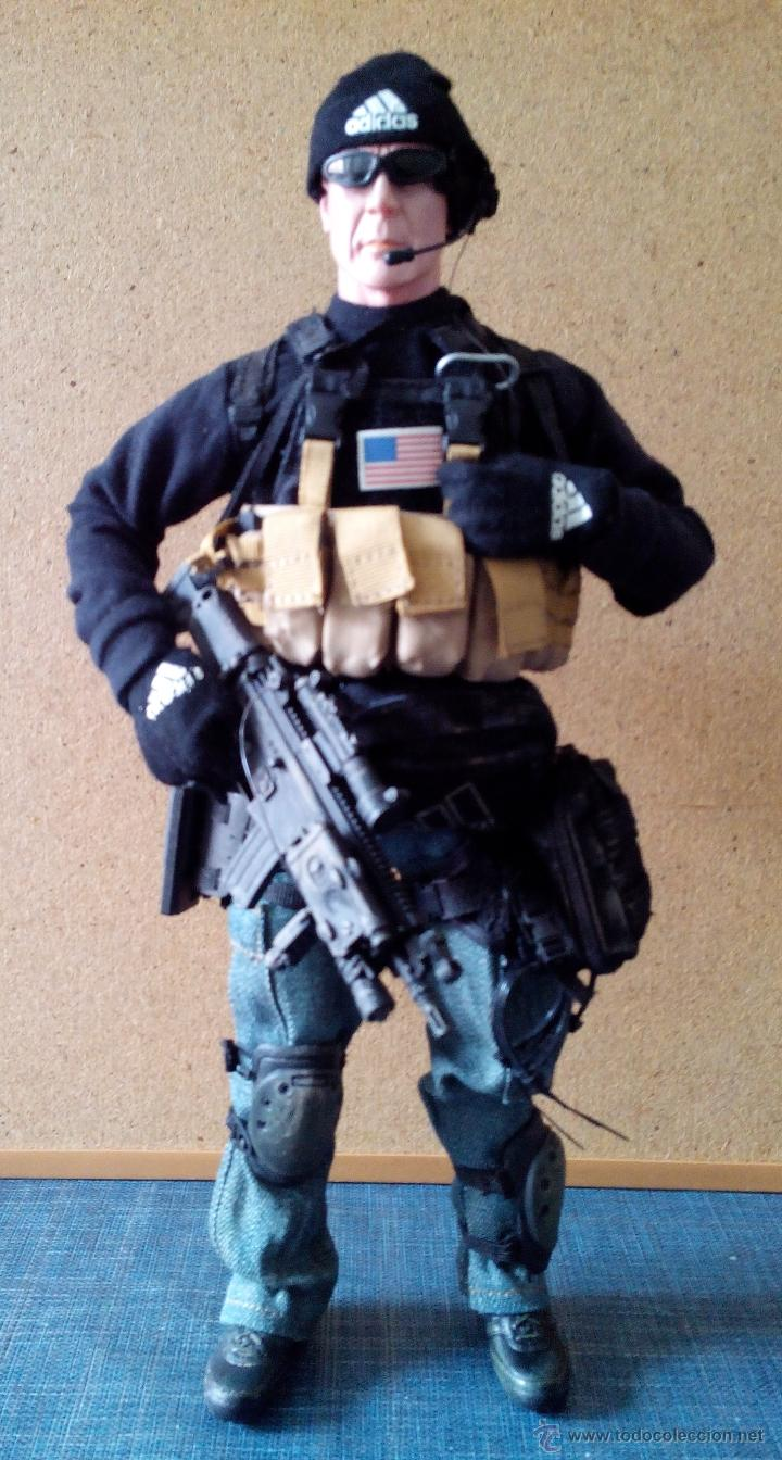 Figuras de acción: Dragon Custom. Operativo CIA Black Ops. Afaganistan. Escala 1:6 - Foto 2 - 129416288