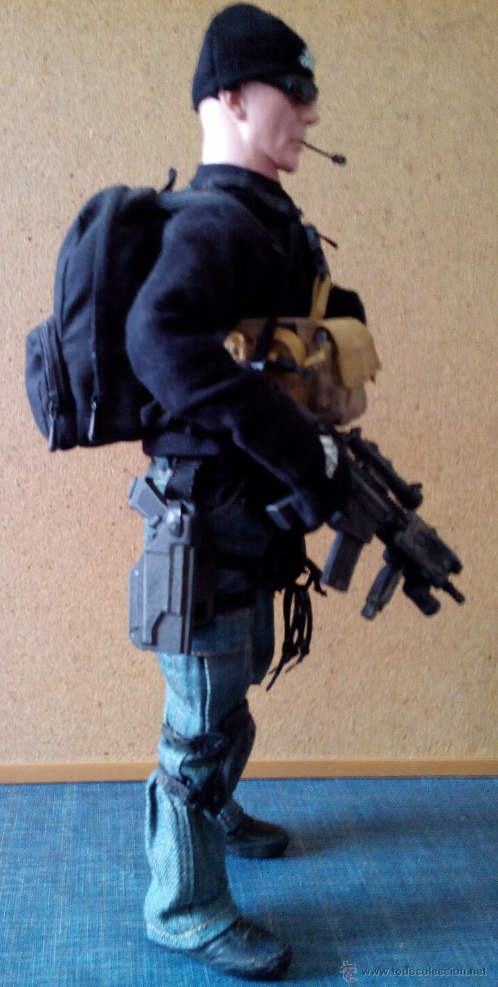 Figuras de acción: Dragon Custom. Operativo CIA Black Ops. Afaganistan. Escala 1:6 - Foto 3 - 129416288