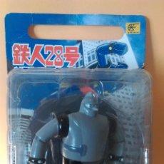 Figuras de acción: ROBOT NUEVO EN BLISTER TETSUJIN JAPÓN. FIGURA MUY RARA DE 18 CM. Lote 52931795