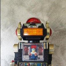 Figuras de acción: ANTIGUO ROBOT DE JUGUETE MADE IN TAIWAN 1985. Lote 52958359