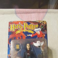 Figuras de acción: M69 FIGURA EN BLISTER DE HARRY POTTER SEVERUS SNAPE MAGIC SERIES. Lote 53400447