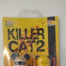 Figuras de acción: QEE KILLER CAT2 2 INCHES (TOY2R,2005) - KILL BILL - VINYL DESIGN TOYS. Lote 53450041