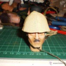 Figuras de acción: DRAGON CASCO SOLDADO JAPONES ESCALA 1/6. Lote 162515797