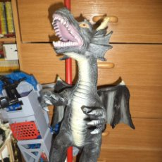 Figuras de acción: DRAGÓN TERRORÍFICO ENORME.TOYS R US.TOY MAJOR MAIDENHEAD UK.. Lote 53776477