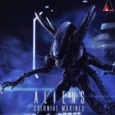 Figuras de acción: ALIENS COLONIAL MARINES PLAY ARTS KAI LURKER ACTION FIGURE. Lote 53893048