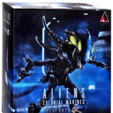 Figuras de acción: ALIENS COLONIAL MARINES PLAY ARTS KAI SPITTER ACTION FIGURE. Lote 53893102