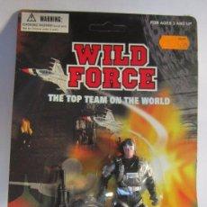 Figuras de acción: FIGURA WILD FORCE, EN BLISTER. CC. Lote 54238432