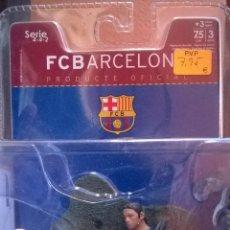 Figuras de acción: FIGURA PVC FTCHAMPS JUGADOR DE FÚTBOL FC BARCELONA MARQUEZ 4 FT CHAMPS. Lote 54707200