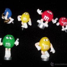 Figuras de acción: LOTE 5 FIGURAS M&M 2.5-3 CM. Lote 54889247