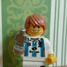 Figuras de acción - Broche futbolista Lego Minifigures series 4 Perfecto - 55825667