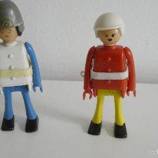 Figuras de acción: PLAY BIG, CEFA BOYS, PLAY KIT. LOTE DE 2 FIGURAS, CEFA AÑOS 70 / 80.. Lote 56030714