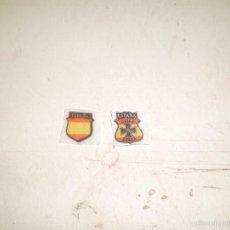 Figuras de acción: CUSTOM DRAGON PARCHES DIVISION AZUL ESPAÑOLA ESCALA 1/6. Lote 148177813
