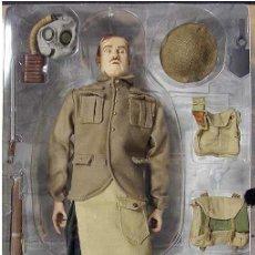 Figuras de acción: ACTION FIGURE SIDESHOW BRITISH ARMY SCOTTISH BLACK WATCH. Lote 57052595