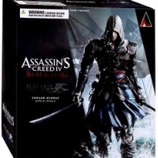 Figuras de acción: ASSASSIN´S CREED IV BLACK FLAG - EDWARD KENWAY - PLAY ARTS ACTION FIGURE KAI. Lote 57255521