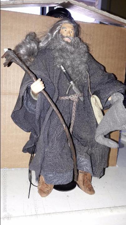 Figuras de acción: gandalf el gris 1/6 30 cm toy biz completa buen estado - Foto 2 - 57289996