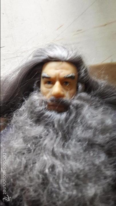 Figuras de acción: gandalf el gris 1/6 30 cm toy biz completa buen estado - Foto 5 - 57289996