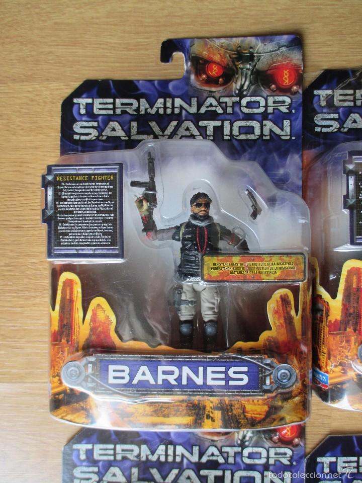 Figuras de acción: LOTE MUÑECOS TERMINATOR SALVATION - Foto 2 - 106326098