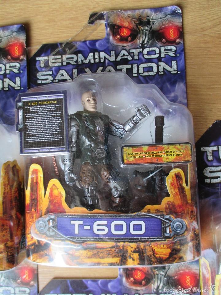 Figuras de acción: LOTE MUÑECOS TERMINATOR SALVATION - Foto 3 - 106326098