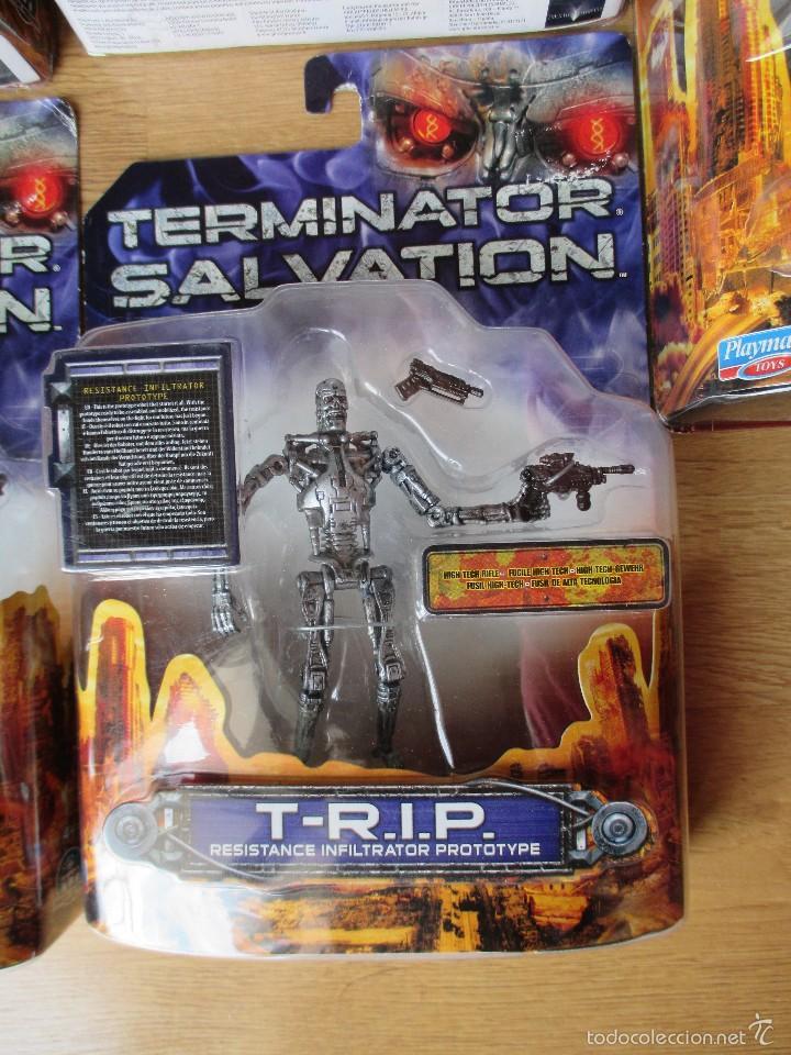 Figuras de acción: LOTE MUÑECOS TERMINATOR SALVATION - Foto 5 - 106326098