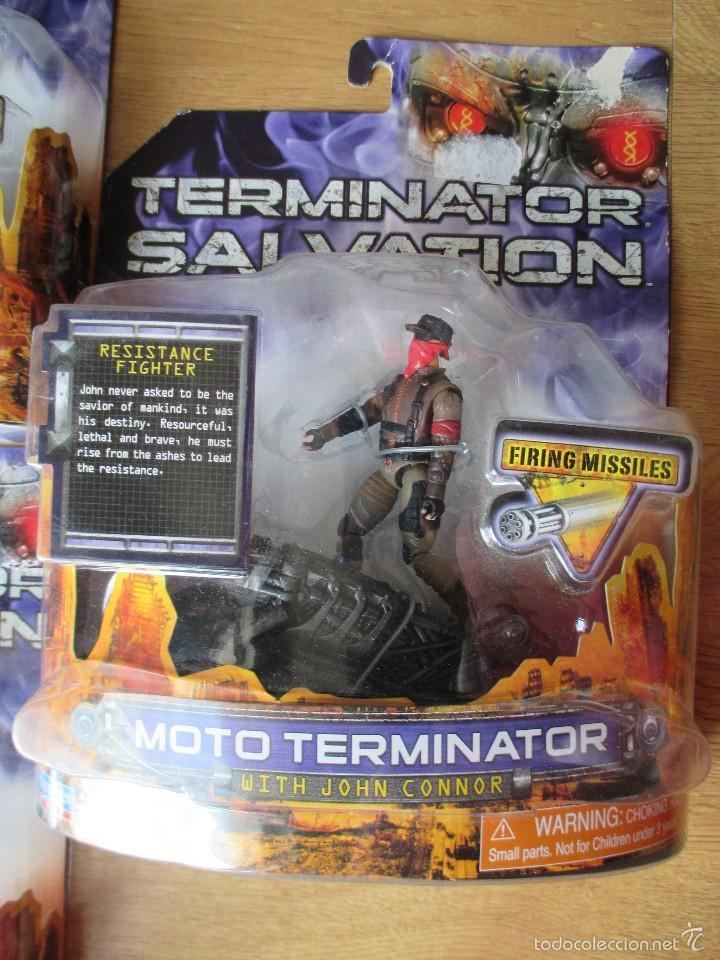 Figuras de acción: LOTE MUÑECOS TERMINATOR SALVATION - Foto 6 - 106326098