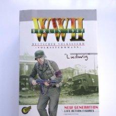 Figuras de acción: ACTION FIGURE DRAGÓN WWII BERLÍN 1945 LUDWIG ESCALA 1/6. Lote 57631930