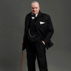 Figuras de acción: ACTION FIGURE DID WINSTON CHURCHILL ESCALA 1/6. Lote 57666756