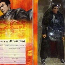 Figuras de acción: FIGURA TEKKEN KAZUYA MISHIMA PVC 30 CTMS.. Lote 25371813
