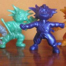 Figuras de acción - LOTE GOKU GOMA PVC COLORES - 57999674