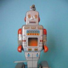 Figuras de acción: ROBOT TIM LAMINA REPRO DE 13,5 CMS. Lote 58159159