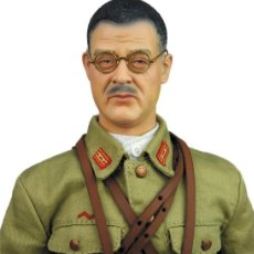 Figuras de acción: ACTION FIGURE DRAGON WWII SOLDADO JAPONÉS MAJOR ITO HIROBUMI 21 DIVISION ESCALA 1/6. Lote 58371051