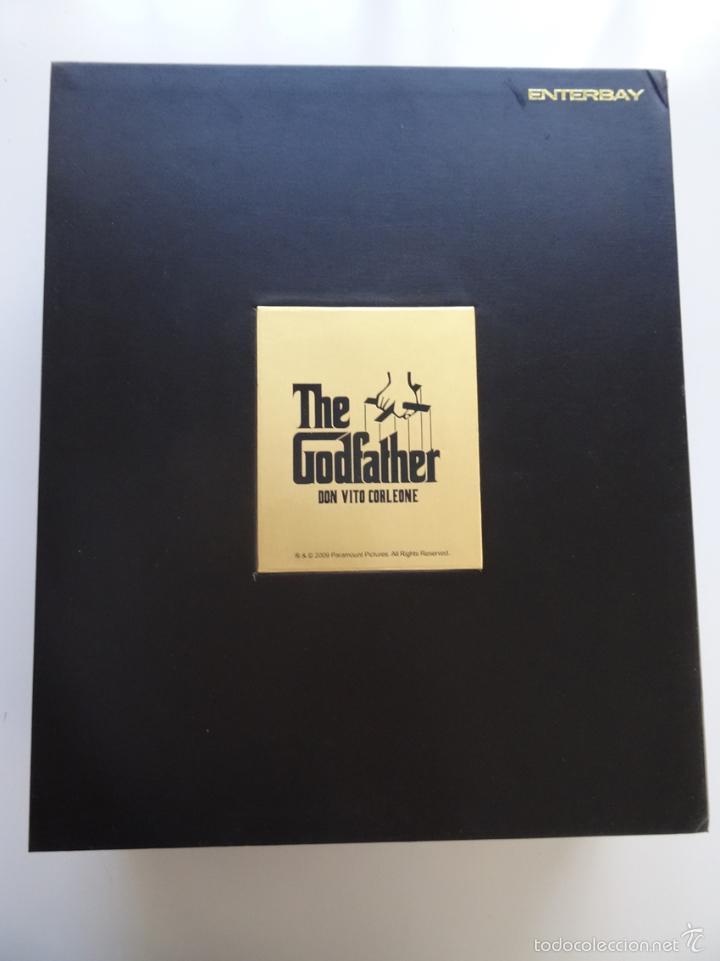 Figuras de acción: Figura Enterbay El padrino The Godfather Don Vito Corleone escala 1/6 - Foto 3 - 58382826