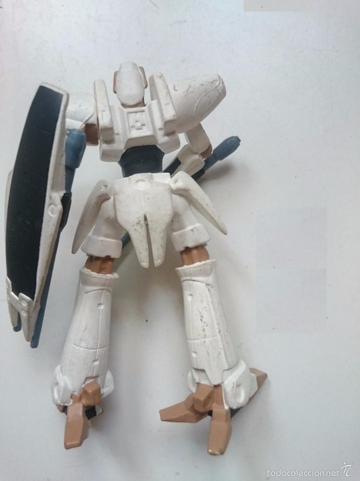 Figuras de acción: MUÑECO ROBOT ESTILO MANGA -VER FOTOS -RefM2E1 - Foto 2 - 58386136