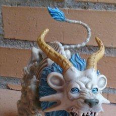 Figuras de acción: FIGURA HASBRO 2003 DUEL MASTERS DEATHLIGER LION OF CHAOS. Lote 58549986
