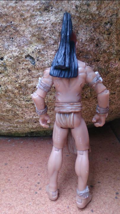 Figuras de acción: Figura articulada Indiana Jones Ugha Warrior, indio, Hasbro 2007 - Foto 2 - 49488534
