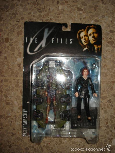 Figura Agent Dana Scully The X Files 1998 Buy Other Action Figures At Todocoleccion 58720387