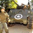 Figuras de acción: DRAGON MODELS 1:6 CARRO DE COMBATE SHERMAN. Lote 61124247