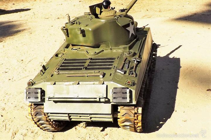 Figuras de acción: Dragon Models 1:6 Carro de combate Sherman - Foto 5 - 61124247
