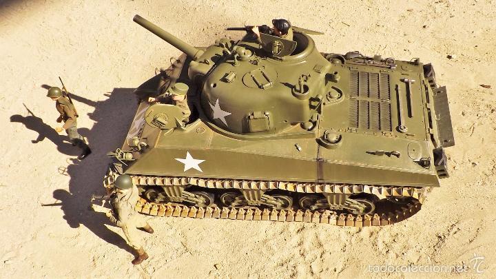 Figuras de acción: Dragon Models 1:6 Carro de combate Sherman - Foto 6 - 61124247